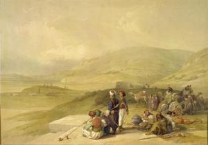 Jacob's_Well_1839 painting
